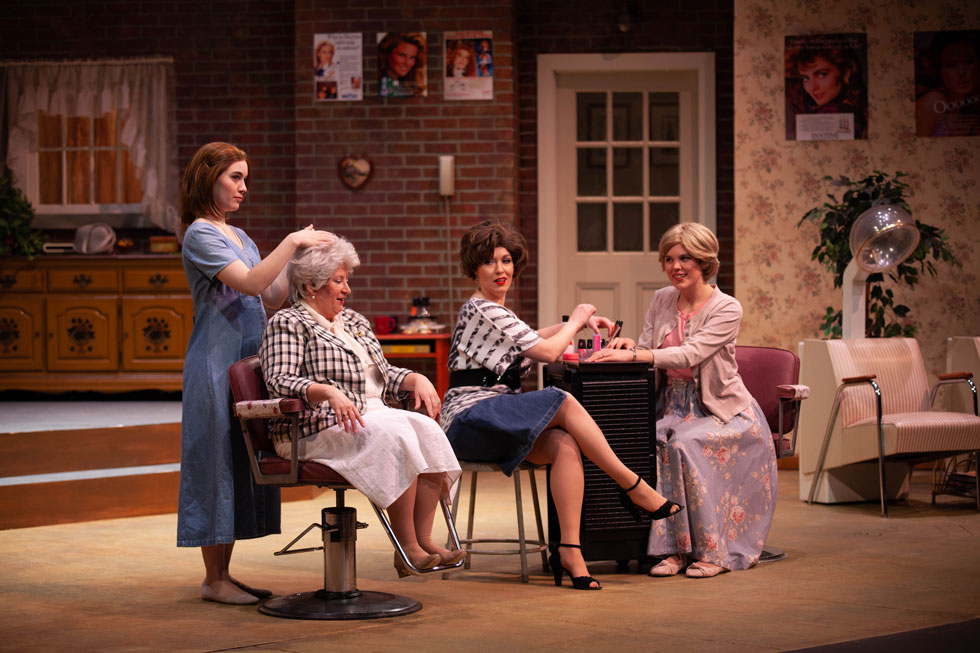 Photos: 'Steel Magnolias' On Stage! | Big Noise Theatre