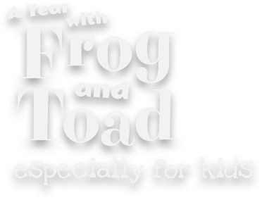 A Year with Frog and Toad logo