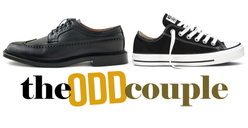 The Odd Couple logo